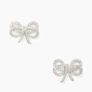 🌷 NEW 🌷 Kate Spade New York Bow Pave Studs